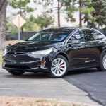 Базовый Tesla Model X получил батарею повышенной ёмкости