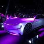 Китайский электромобиль LeSEE попытается составить конкуренцию «Теслам»