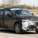Кроссовер Alfa Romeo Stelvio выехал на дорожные тесты