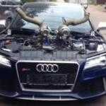 Сумасшедший Audi RS7 мощностью 1200 л.с.