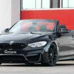 Кабриолет BMW M4 получил 600 «лошадей» от G-Power