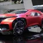 Концепт Chery FV2030 показался на Auto China