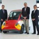 Компания Shell представила свою первую малолитражку