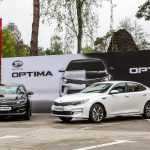 Четвертое поколение Kia Optima уже в продаже
