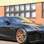 Самый мощный тюнинг Jaguar F-Type от VIP Design