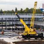 Недостроенный паркинг рядом с «Борисполем» отдадут инвесторам