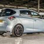 Электрокар Renault Zoe может получить RS-версию