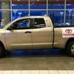 Проехать на Toyota Tundra 1 млн. миль и получить новую Тойота бесплатно