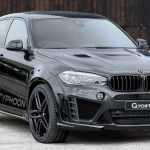 BMW X6 M, широкоплечий интриган