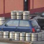 Народная месть за неправильную парковку