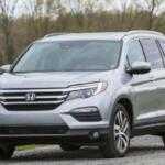 Озвучены цены и комплектации Honda Pilot