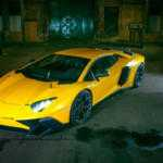 Lamborghini Aventador Superveloce получил тюнинг Novitec Torado