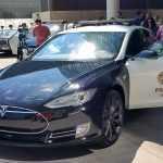 Полиция Лос-Анджелеса назвала Tesla Model S непрактичной