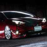 Toyota Prius превратили в экономичный лоу райдер