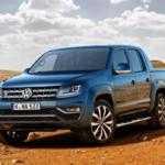 Появились фото интерьера обновленного Volkswagen Amarok 2016