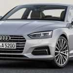 Первые официальные фотографии новой 2017 Audi A5 и S5 Coupe