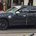 Первые шпионские фотографии 2018 Volvo XC60