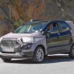 Ford сделает кроссовер EcoSport похожим на модель Edge