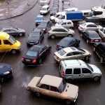 Полиция: дороги в Киеве стали ещё опаснее