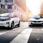 BMW i8 и BMW i3 будут официально продавать в Украине