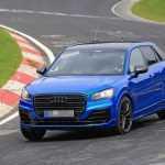 Audi SQ2 c мотором от Audi S3 уже тестируют на Нюрбургринге