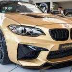 630-сильный BMW M2 отмечает 30-летие Manhart