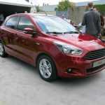 Ford представил бюджетный хэтчбек Ka+ для Европы