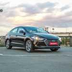 Тест-драйв Hyundai Elantra: Шестая пятилетка