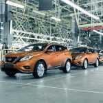 Nissan Murano третьего поколения начали собирать в Санкт-Петербурге