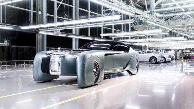 автомобиль будущего
