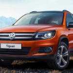 В России стартовали продажи Volkswagen Tiguan Allstar