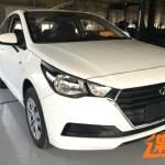 В Китае начали выпускать новый Hyundai Accent