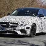Mercedes откажется от заднего привода для новых версий AMG