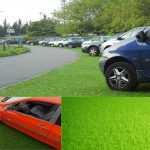 В Московском регионе могут снизить штраф за парковку на газоне