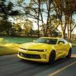 Объявлена цена нового Chevrolet Camaro в России