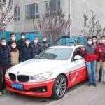 В Китае запретили дорожные испытания самоуправляемых автомобилей