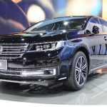 Dongfeng A9 доберется до российского рынка