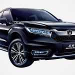 Новый кроссовер Honda порадует мощностью только китайцев