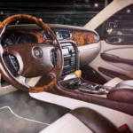 "Jaguar XJ ""Single Malt"" с салоном от Vilner"