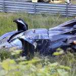 Редкий суперкар Koenigsegg One:1 разбился в Германии