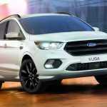 Кроссовер Ford Kuga получил пакет стилизации ST-Line
