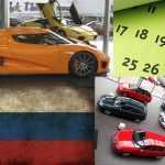Как упали продажи новых автомобилей в России за 3 года