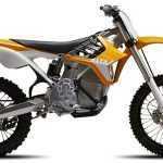 Электрический кроссовый мотоцикл Alta Motors Redshift [Видео]