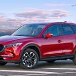 Новая 2017 Mazda CX-5, скоро выйдет рестайлинговая версия