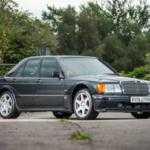 Редкий Mercedes-Benz 190E 2.5-16 Evo 2 продадут через аукцион
