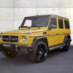 G-Power представили «заряженный» Mercedes-Benz G63 AMG