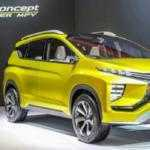 Концепт Mitsubishi XM дебютировал в Индонезии