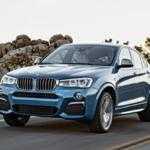 BMW X4 M40i поступил в продажу в России