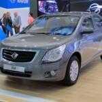 Бюджетный седан Chevrolet Cobalt переродился в Ravon R4