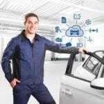 Bosch покажет «умную» СТО будущего на выставке Automechanika 2016 во Франкфурте